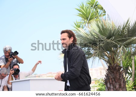 Joaquin Phoenix Attends You Were Never Stock Photo (Edit Now