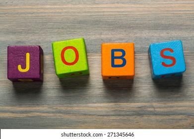 Job, business, interview.