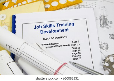 Job skills training  development- many uses in the oil gas industry