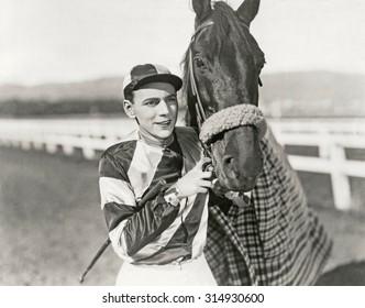 Jockey and champion