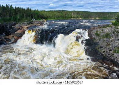 Jockfall Kalix River