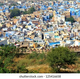 Jodhpur Blue City, India Rajasthan