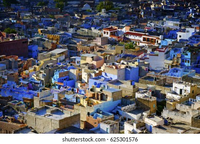 Jodhpur city from the top