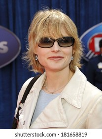 Jodie Foster at MEET THE ROBINSONS Premiere, El Capitan Theater, Los Angeles, CA, March 25, 2007