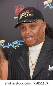 JOE JACKSON (father of Michael Jackson) at the 2006 BET Awards in Los Angeles.. June 27, 2006  Los Angeles, CA  2006 Paul Smith / Featureflash