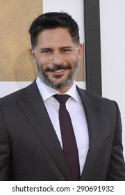 Joe Manganiello at the World premiere of 'Magic Mike XXL' held at the TCL Chinese Theatre in Hollywood, USA on June 25, 2015.