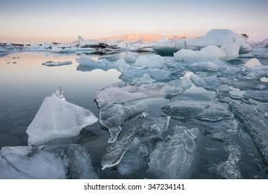 Joekulsarlon -Iceland-