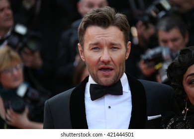 Joel Edgerton attends the 'Loving' Photocall at the annual 69th Cannes Film Festival at Palais des Festivals on May 16, 2016 in Cannes, France.
