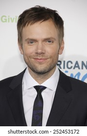 Joel McHale at the 2nd Annual American Giving Awards held at the Pasadena Civic Auditorium in Los Angeles, United States, 071212.