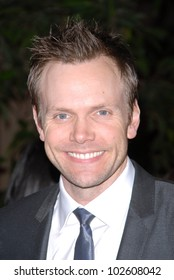 Joel McHale at the 60th Annual ACE Eddie Awards, Beverly Hilton Hotel, Beverly Hills, CA. 02-14-10