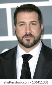 Joey Fatone at the 51st Annual GRAMMY Awards. Staples Center, Los Angeles, CA. 02-08-09