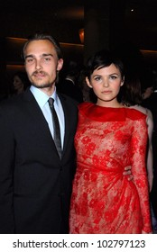 Joey Kern and Ginnifer Goodwin  at the 24th Genesis Awards, Beverly Hilton Hotel, Beverly Hills, CA. 03-20-10