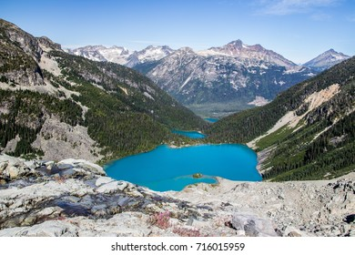 Joffre Lakes viewpoint, Canada
