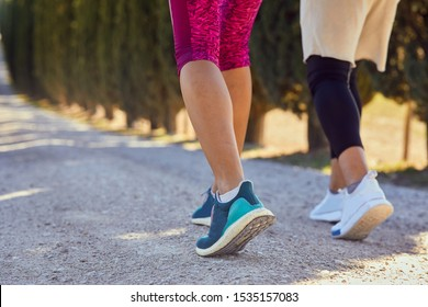 jogging together outdoors. training .healthy lifestyle.