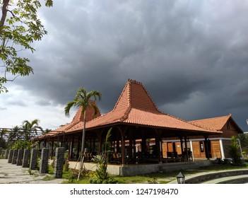 A Joglo House