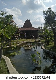 Joglo house at Klaten,yogyakarta