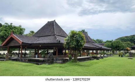 Joglo traditional house