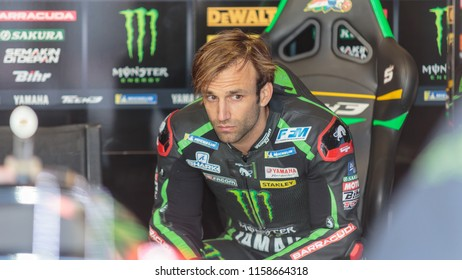 Johann Zarco during MotoGP Motul TT Assen race in TT Circuit Assen (Assen - Netherlands) on June 29 2018
