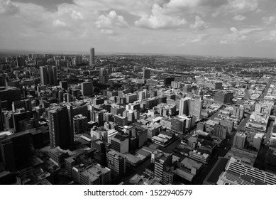 Johannesburg City in South Africa