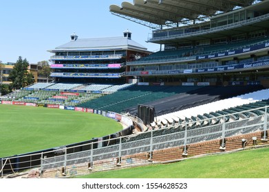 Johannesburg, South africa 11/05/2017: Wanderers Cricket Stadium: The Wanderers Stadium is a stadium situated just south of Sandton, Johannesburg in Gauteng Province, South Africa