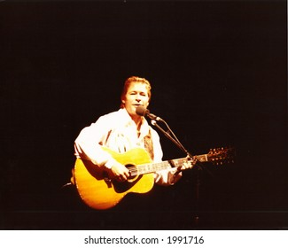 John Denver in Concert in Springfield, Massachusetts