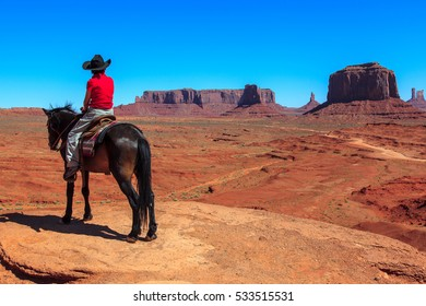 John Ford point. Monument Valley, Arizona. U.S