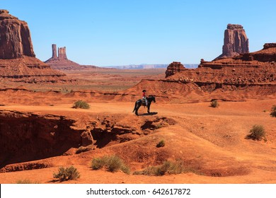 John Ford point. Monument Valley. Arizona