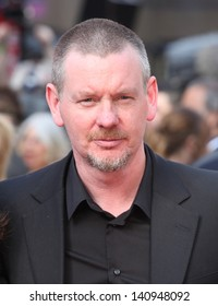 John Gordon Sinclair  arriving for the World War Z World Premiere, at Empire Leicester Square, London. 02/06/2013