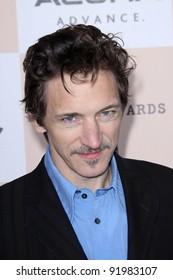 John Hawkes  at the 2011 Film Independent Spirit Awards, Santa Monica Beach, Santa Monica, CA 02-26-11