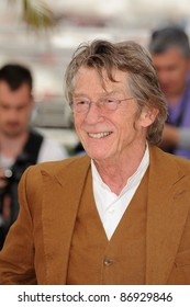 "John Hurt at the photocall for his movie ""Melancholia"" in competition at the 64th Festival de Cannes. May 18, 2011  Cannes, France Picture: Paul Smith / Featureflash"