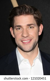 John Krasinski at the Hollywood Foreign Press Association And InStyle Miss Golden Globe 2013 Party, Cecconi's, Los Angeles, CA 11-29-12