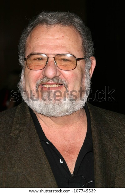 "John Milius  at the party celebrating the release of the ""Dirty Harry"" film franchise. Directors Guild of America, West Hollywood, CA. 05-29-08"