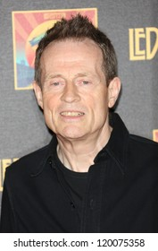 John Paul Jones at the Led Zeppelin Celebration Day DVD screening launch held at Hammersmith Apollo London. 12/10/2012 Picture by: Henry Harris