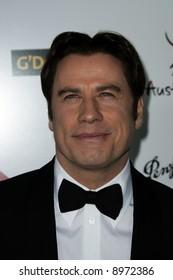 John Travolta. The Australia Weeks G'Day USA Gala held at the Kodak Theatre in Hollywood - 19 January 2008. Compulsory Credit: Entertainment Press
