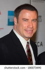 John Travolta at LONELY HEARTS Premiere at the Tribeca Film Festival, Tribeca Performing Arts Center, New York, NY, April 30, 2006