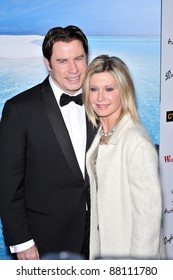 John Travolta & Olivia Newton-John at the G'Day USA Australia.com Black Tie Gala at the Hollywood & Highland Centre, Hollywood, CA. January 19, 2008  Los Angeles, CA Picture: Paul Smith / Featureflash