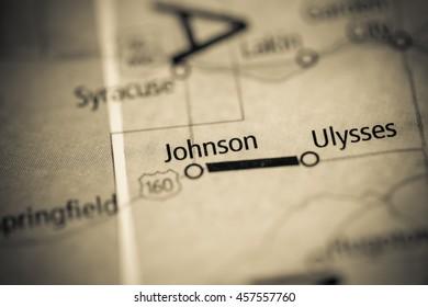 Johnson. Kansas. USA