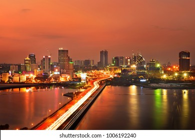 Johor Bahru is one of the biggest city in South Malaysia nearest to Singapore.