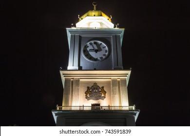 Johor Bharu Clock Tower