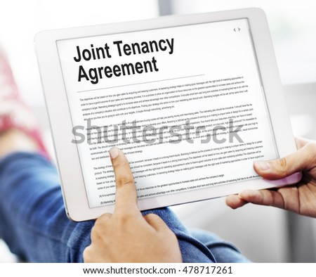 Image Shutterstock Com Image Photo Joint Tenancy A