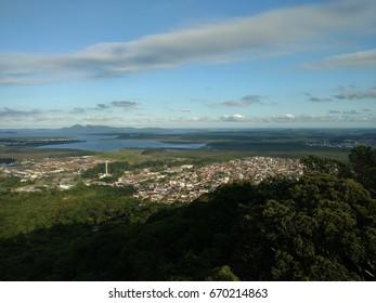 Joinville Babitonga Bay - Brazil