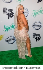 JoJo Zarur - 2018 BET HIP-HOP AWARDS in Miami Florida USA on October 6th 2018 at The Fillmore Miami Beach - Jackie Gleason Theater