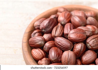 jojoba seeds on the table