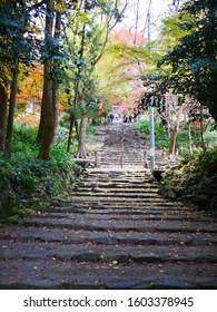 Jokoji Temple in Seto City, Japan