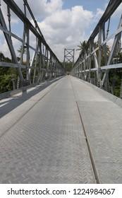 jokowi bridge in Magelang
