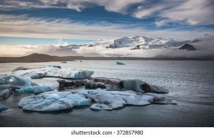 Jokulsalon Iceland
