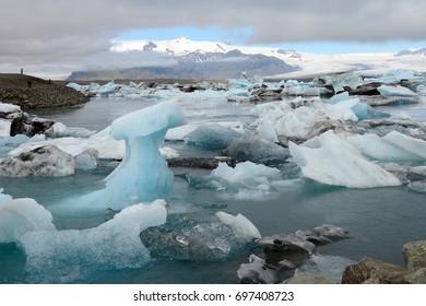 Jokulsarlon Glacier, Iceland