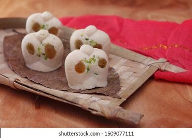 jolbhora sandesh, a bengali sweet