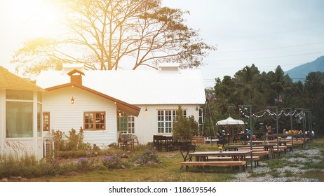 Jolly Cafe ,Restaurants and cafe Located in Khao Kho, Phetchabun. Furnished in country style, the bar has an outdoor dining area.September 12, 2017, Phetchabun Province, Thailand