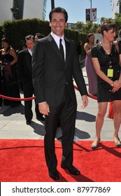Jon Hamm at the 2010 Creative Arts Emmy Awards at the Nokia Theatre L.A. Live. August 21, 2010  Los Angeles, CA Picture: Paul Smith / Featureflash